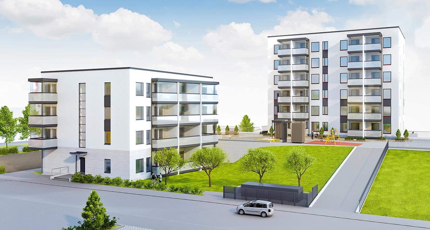 Hämeenlinnan Vanajaveden maisemat kutsuvat uusiin Lumo-koteihin.