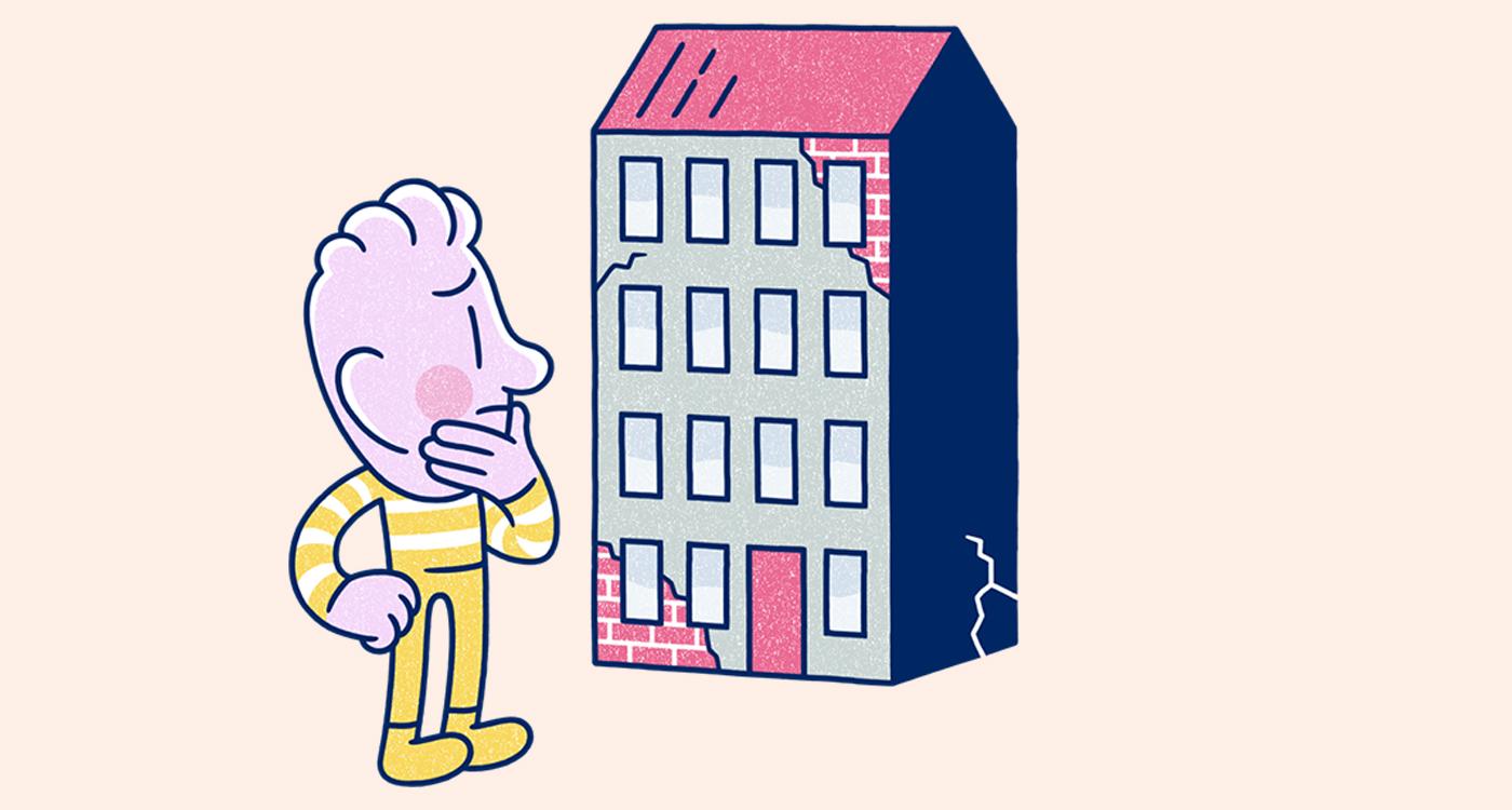 Älä säikähdä peruskorjausta - uusi Lumo-koti löytyy kyllä remontin ajaksi tai vaikka loppuelämäksi.