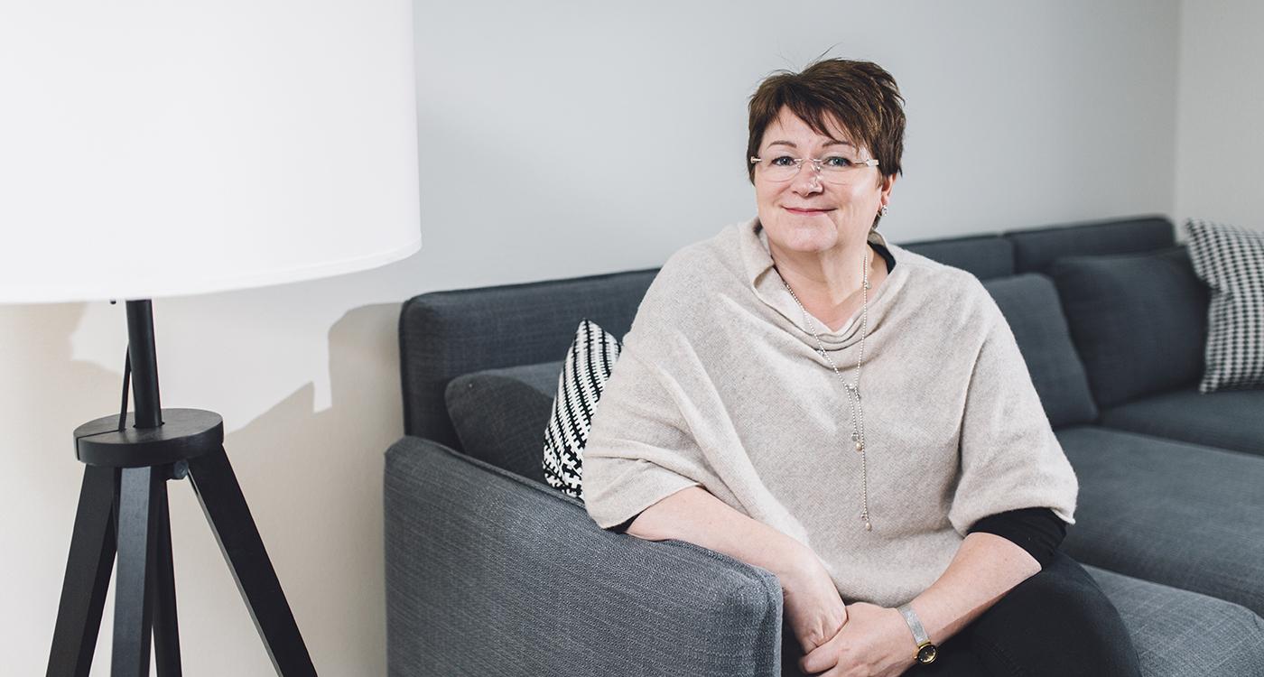 Nina Silvonen: Lumo-studio on asukkaiden olohuoneen jatke ja majoitustila