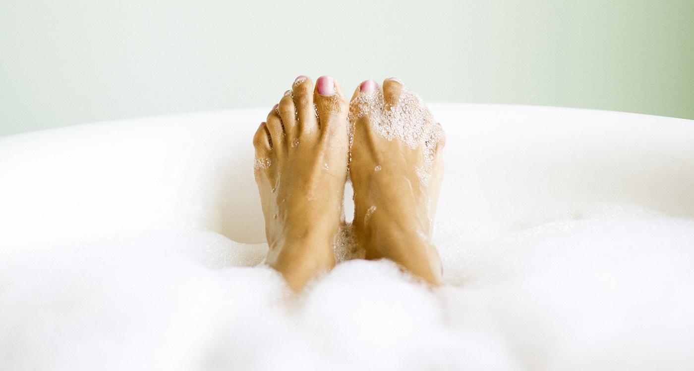 Koti kuin kylpylä