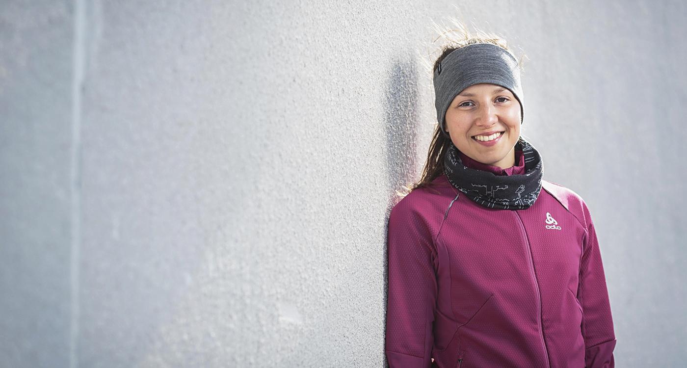 Lumo tukee, Anna Haataja, Oululussa 1.4.2019, Intohimona suunnistus