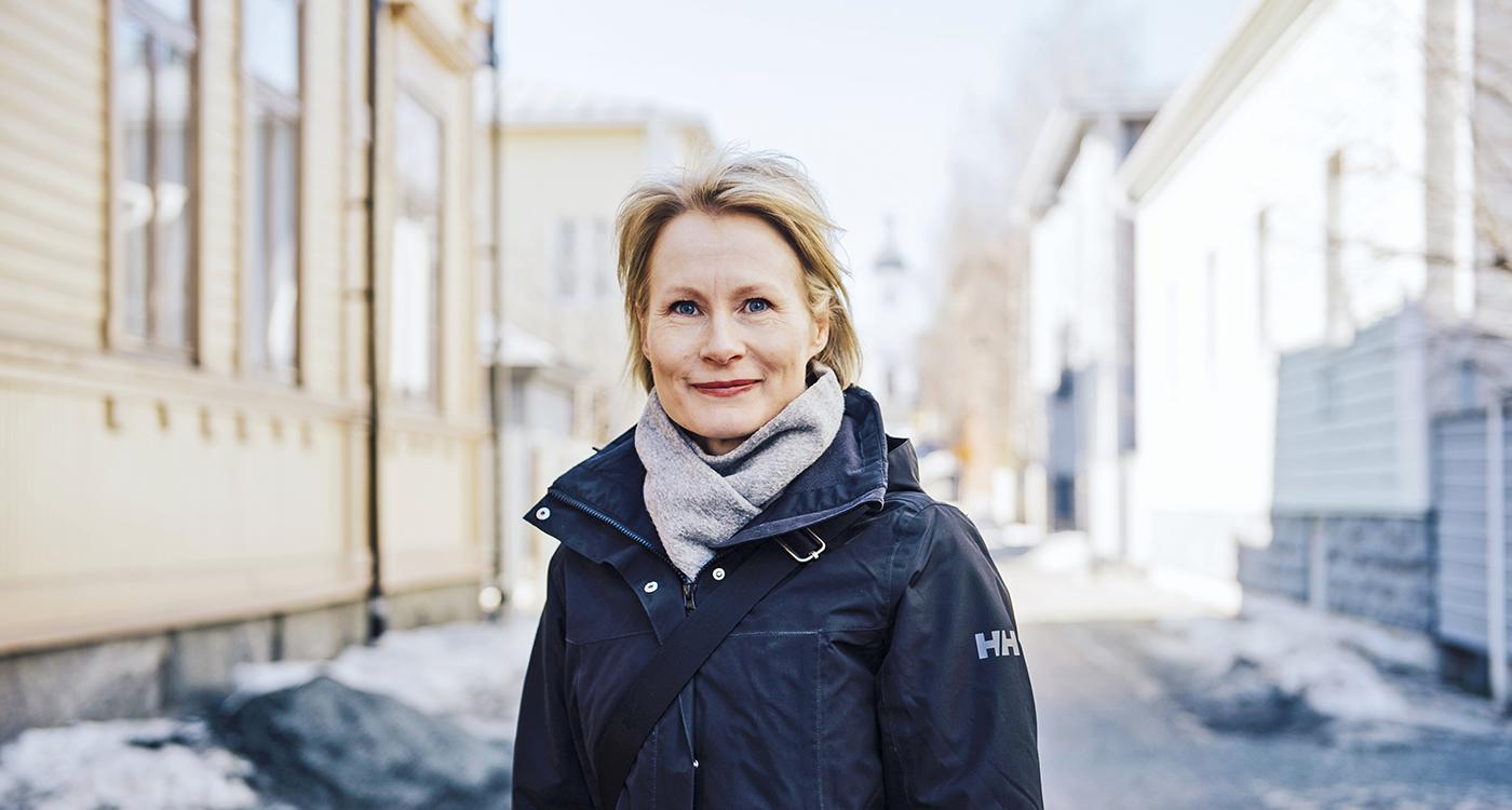 Vireä ja kompakti Kuopio