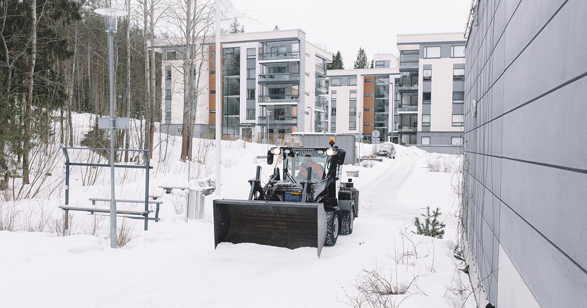 Lumo ja lumikenttien kutsu – arjen sankarit pelastavat muiden arjen